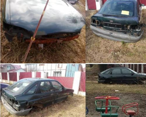 Эвакуация брошенных автомобилей в Домодедово