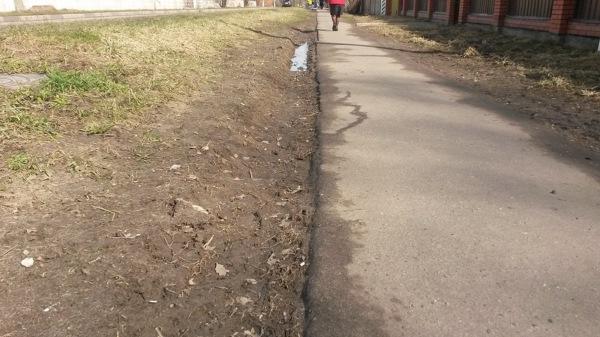 Город Домодедово, улица Речная