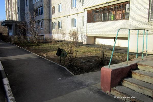 Двор. Советский проезд, д. 2 и д. 2. к. 1 (35)