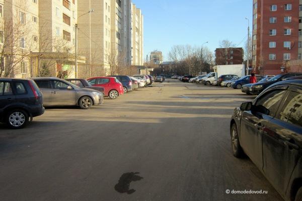 Двор. Советский проезд, д. 2 и д. 2. к. 1 (28)