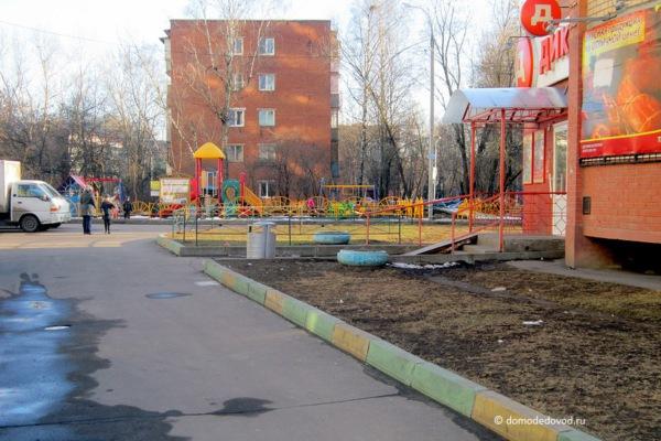 Двор. Советский проезд, д. 2 и д. 2. к. 1 (25)