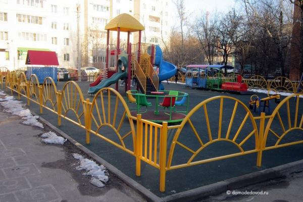 Двор. Советский проезд, д. 2 и д. 2. к. 1 (23)