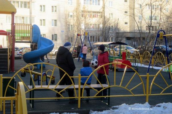 Двор. Советский проезд, д. 2 и д. 2. к. 1 (22)