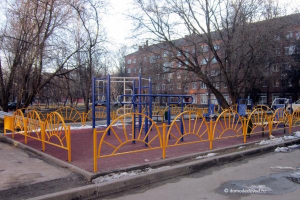 Двор. Советский проезд, д. 2 и д. 2. к. 1 (20)
