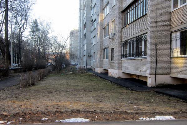 Двор. Советский проезд, д. 2 и д. 2. к. 1 (7)