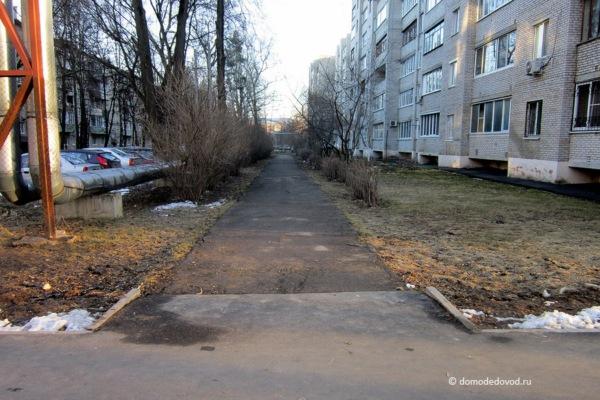 Двор. Советский проезд, д. 2 и д. 2. к. 1 (6)