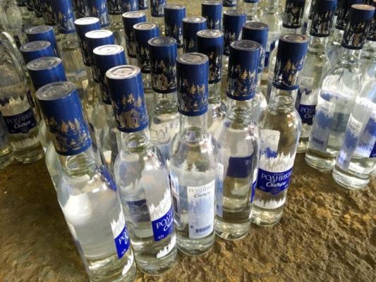 Подпольная водка в Домодедово