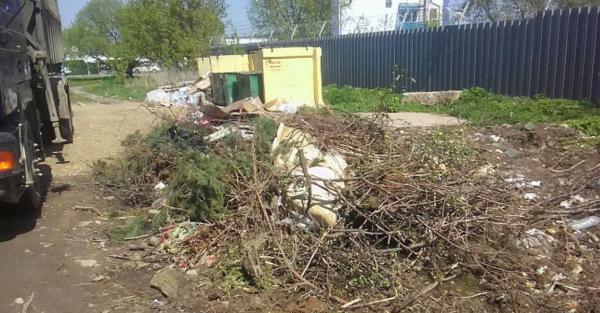 СНТ в Домодедово оштрафованы
