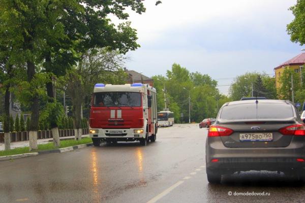 Последствия урагана в Домодедово