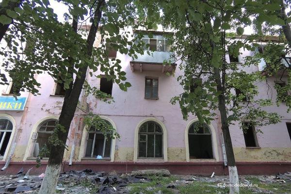 Дома на Каширском шоссе