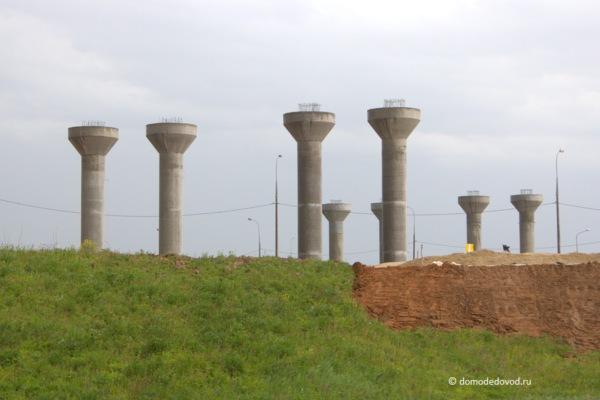 Строительство ЦКАД
