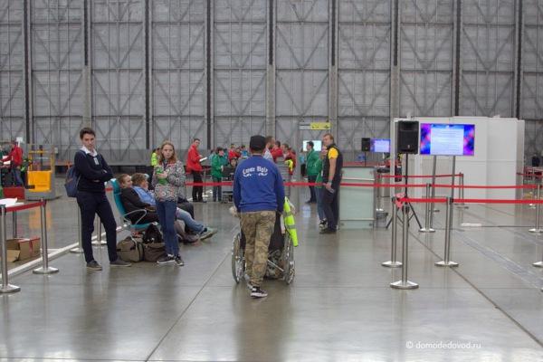 Один из игровых аэропортов в DME Practice