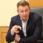 Александр Двойных дал большое интервью