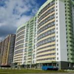 Завершено строительство первого жилого дома в «Городе Счастья»