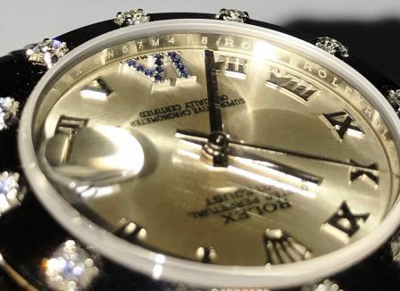 Часы Rolex, обнаруженные на таможне