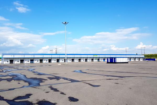 В Домодедово построили административно-складской комплекс