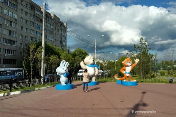 Олимпийские фигуры