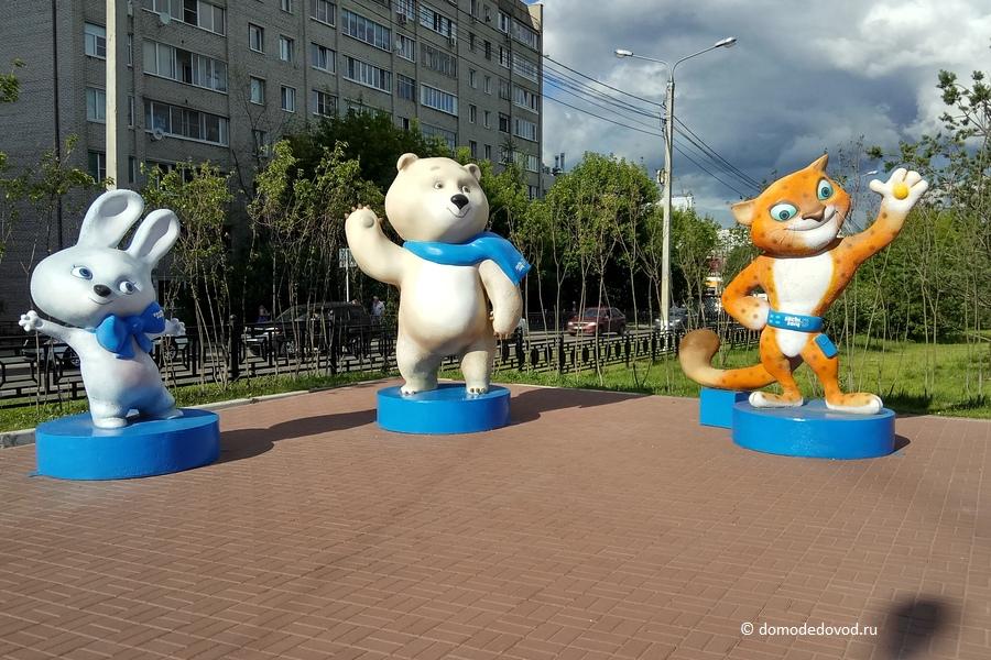 сочи олимпийские фигуры фото