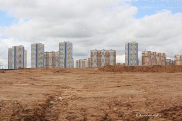 Строительство Леруа Мерлен в Домодедово
