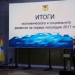 Итоги экономического и социального развития городского округа Домодедово за 1 полугодие 2017 года