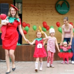 Фестиваль клубники в парке «Ёлочки»
