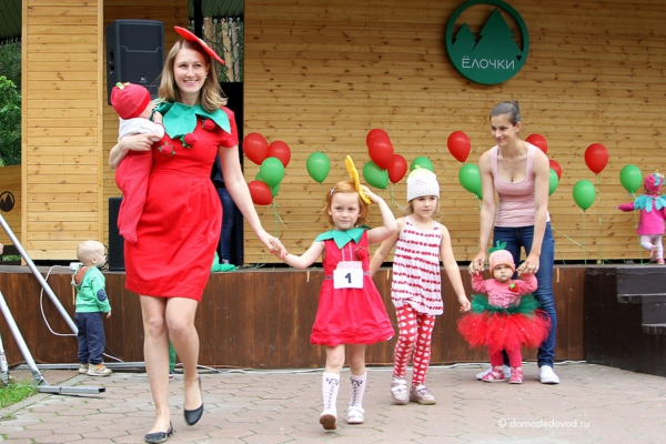 Фестиваль клубники в городском парке «Ёлочки» (8)