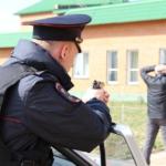 Грабеж в Домодедово