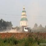 Работы на свалке в Домодедово: сезон в разгаре!