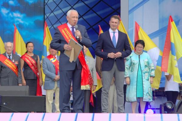 Леонид Павлович Ковалевский и Александр Владимирович Двойных