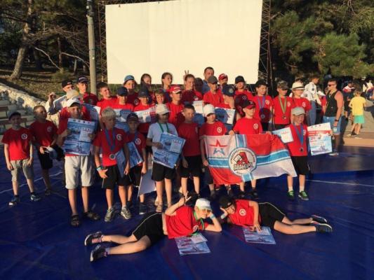 Cпортсмены секции Армейского рукопашного боя завоевали третье командное место в Международном турнире