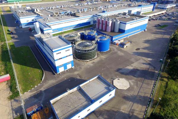 В Домодедово построены очистные «ПепсиКо Холдингс»