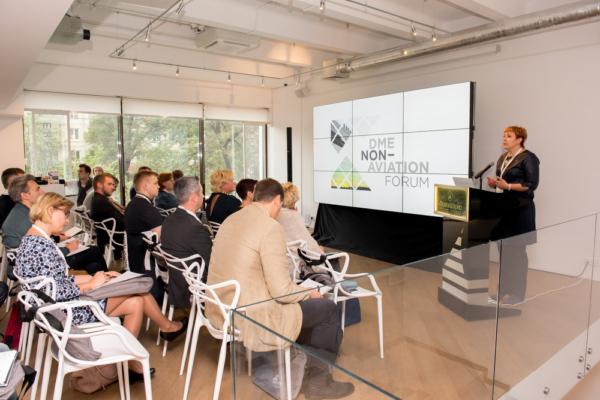Аэропорт Домодедово приглашает бизнес к сотрудничеству
