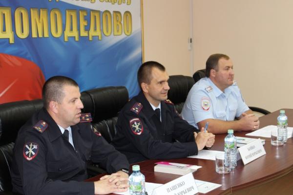 пресс-конференция на тему «Охрана общественного порядка в период проведения Выборов – 2017»