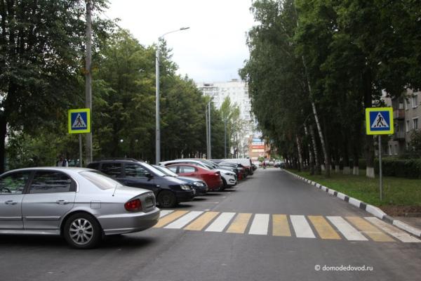 Благоустройство в центре микрорайона Авиационный (5)