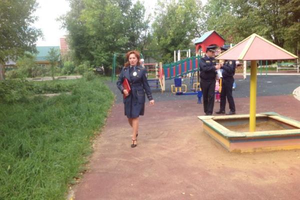 Витушева посетила Домодедово
