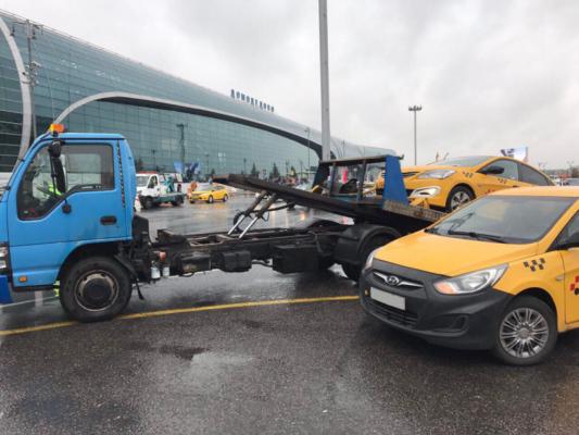 Рейд по нелегальному такси
