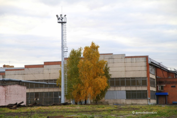 Домодедовский завод металлоконструкций «МЕТАКО»