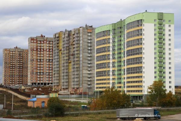 ЖК «Город Счастья» в Домодедово