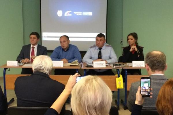 Открытая приемная ОГИБДД с представителями админситрации, совета депутотов и общественных объединений