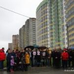 Дольщики ЖК «Город Счастья» подали сигнал SOS