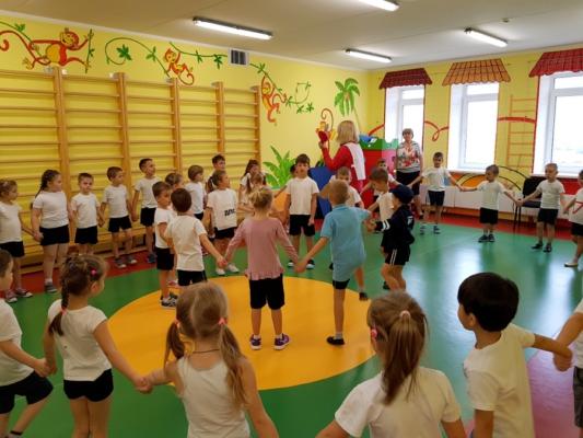 Всемирный день ребенка в детском саду