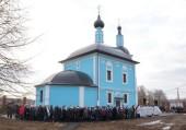 Богородицерождественский храм села Кузовлево
