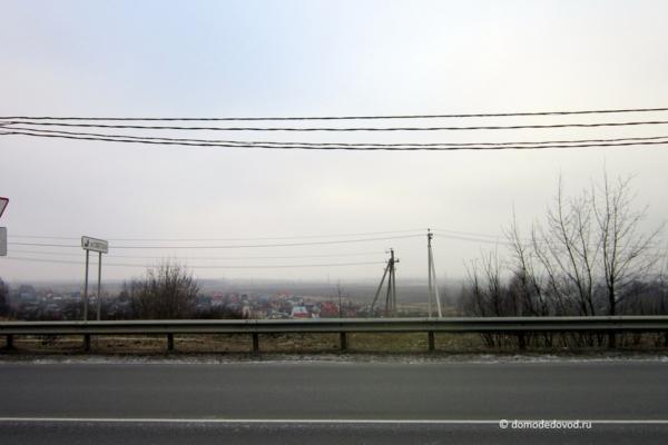 Вид в сторону Подольска