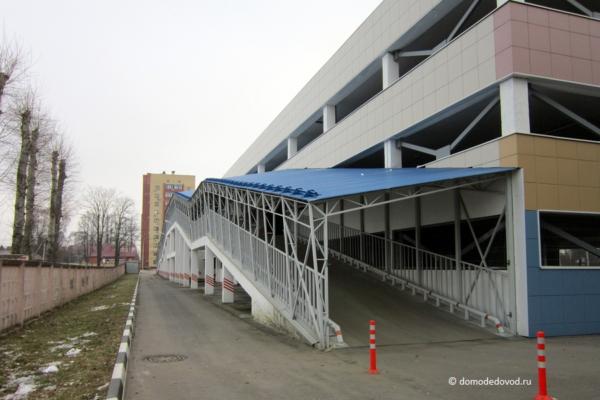 Парковка у школы №1
