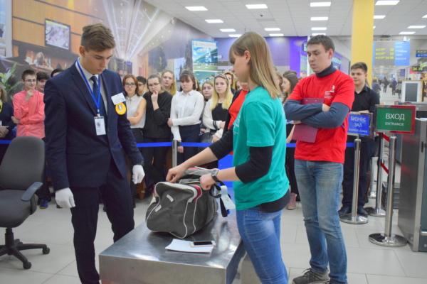 """Круглый стол на высоком уровне в колледже """"Московия"""""""