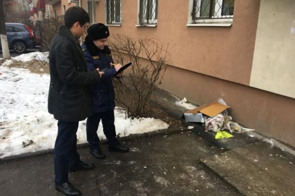 Итоги работы внештатных инспекторов Госадмтехнадзора