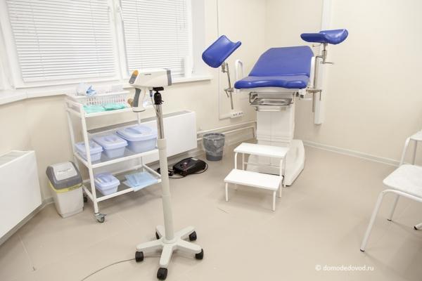 Медицинский центр «Инстамед». Кабинет гинеколога