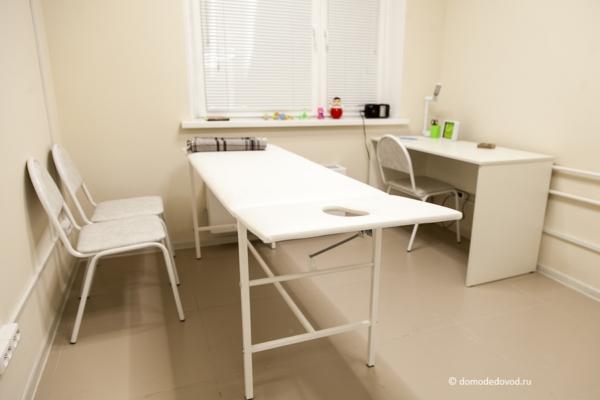 Медицинский центр «Инстамед». Массажный кабинет