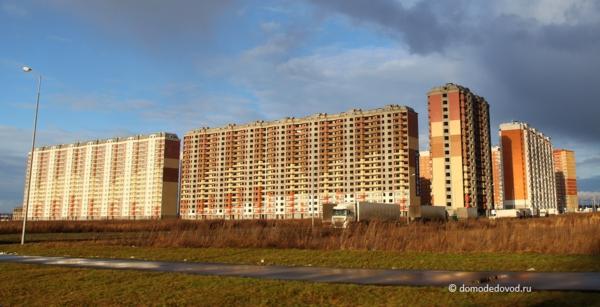ЖК «Домодедово Парк». Большой обзор (39)