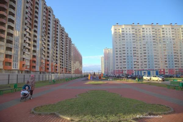 ЖК «Домодедово Парк». Большой обзор (32)